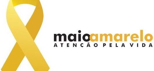 Maio Amarelo é o movimento de atenção pela vida, promovida por meio da conscientização das ações no trânsito.
